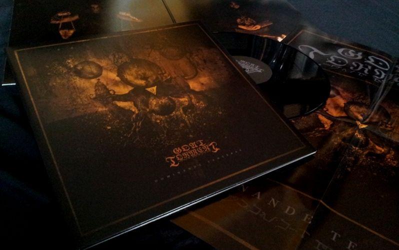 Goat Torment - Dominande Tenebrae - LP