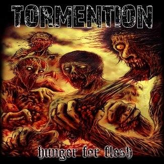 Tormention - Hunger for Flesh - DigiCD