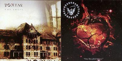 Portal / Rites of Thy Degringolade - Split-CD