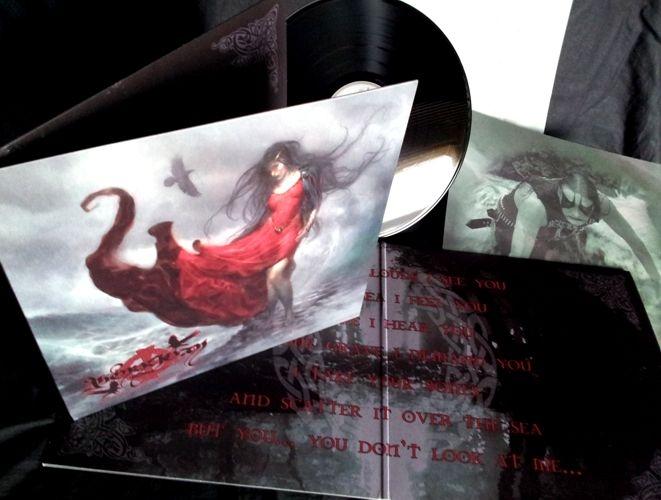 Morrigan - Diananns Whisper - LP