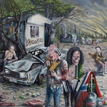 Lobotomized - Norwegian Trash - LP