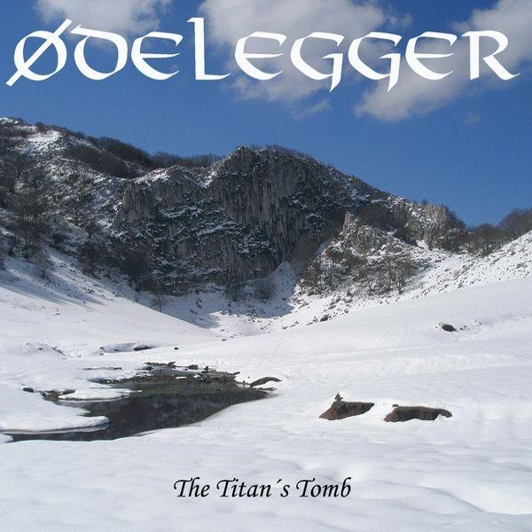 Ødelegger - The Titans Tomb - CD