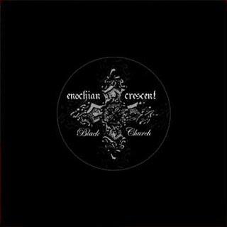 Enochian Crescent - Black Church - CD