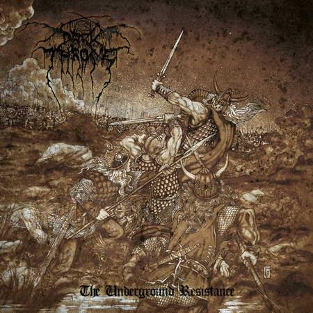Darkthrone - The Underground Resistance - CD