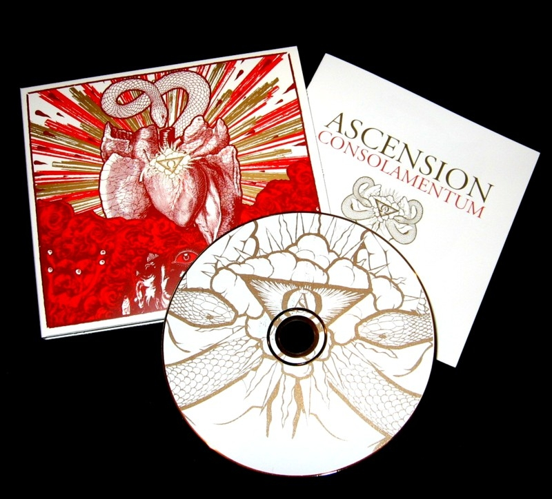 Ascension - Consolamentum - Digipak CD