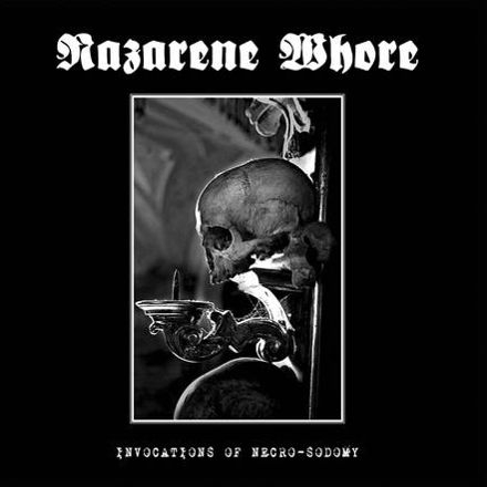 Nazarene Whore / Nocturnal Evil - Split EP
