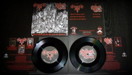 In League With Satan / Satanik Goat Ritual - Split EP