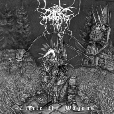 Darkthrone - Circle the Wagons - CD