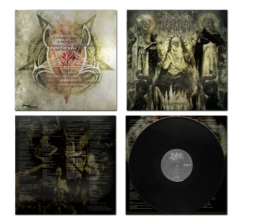 Setherial - Ekpyrosis - LP