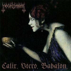 Necromass - Calix. Utero. Babalon - CD