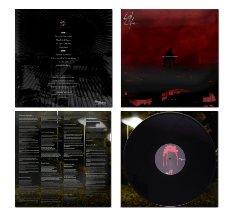 Lost Life - The Cur(s)e of Karma - LP