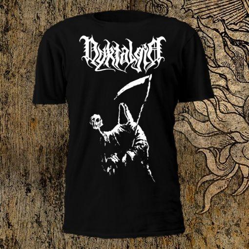 Nyktalgia - Reaper - T-Shirt