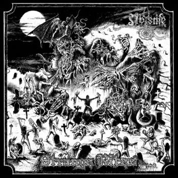 Abysme - Strange Rites - CD