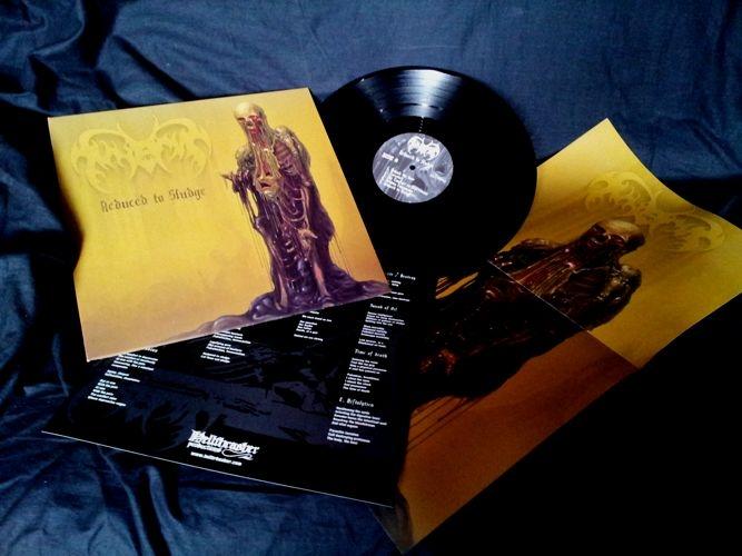 Funerus - Reduced to Sludge - LP
