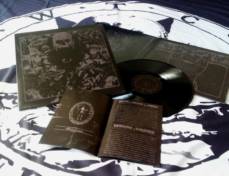 Flagellant - Maledictum - LP