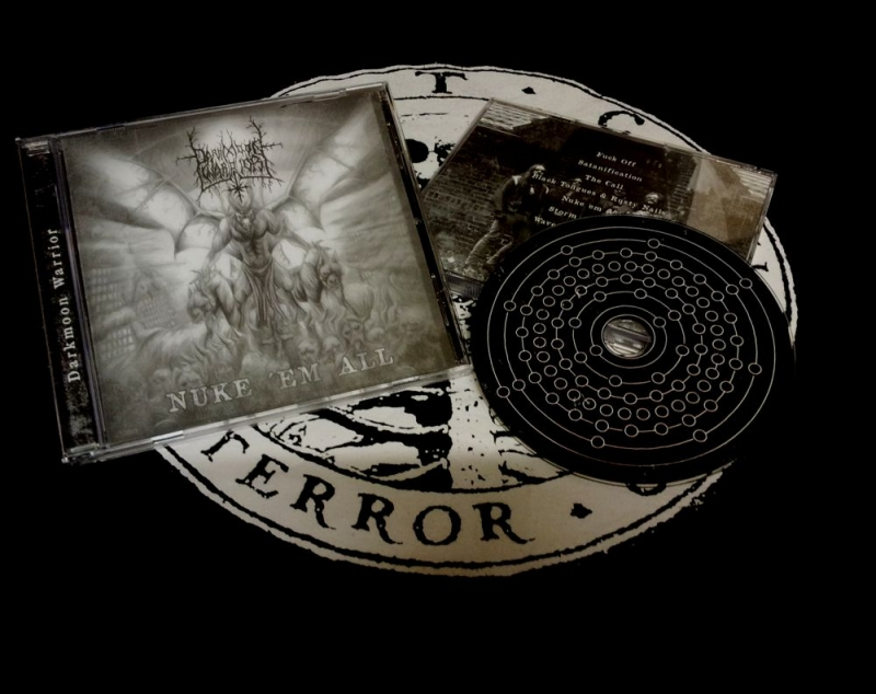 Darkmoon Warrior - Nuke Em All - CD
