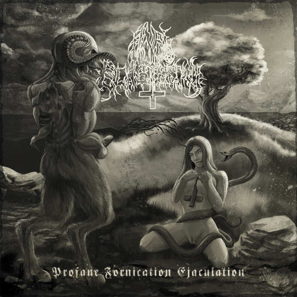 Anal Blasphemy - Profane Fornication Ejaculation - CD