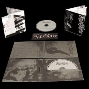 EgoNoir - Reste...(Was vom Sturm übrig blieb) - Digisleeve-CD