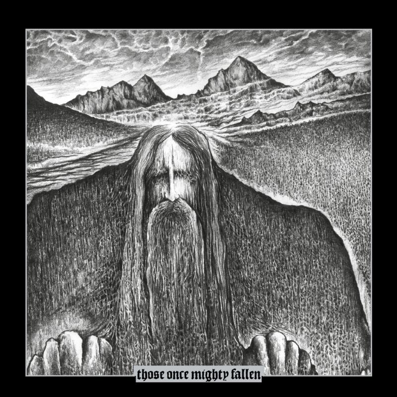 Ildjarn / Hate Forest - Those Once Mighty Fallen - Split-DLP