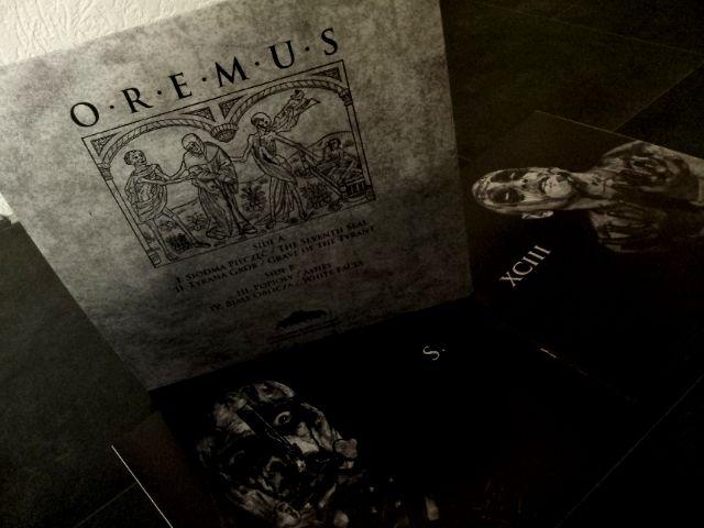 Oremus - Popioly - LP