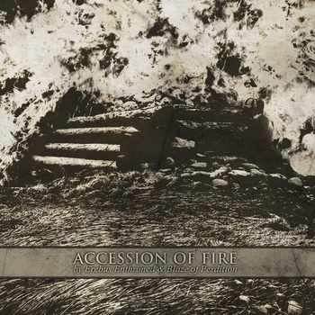 Erebus Enthroned / Blaze of Perdition - Split 10 MLP