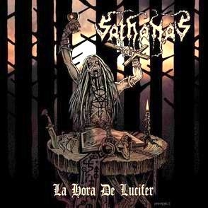 Sathanas - La Hora de Lucifer - LP