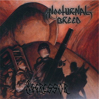 Nocturnal Breed - Aggressor - CD