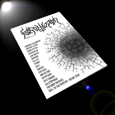 Forgotten Path - Zine #5