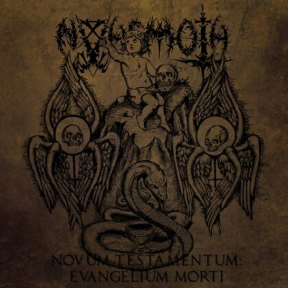 Nahemoth - Novum Testamentum: Evangelium Morti - CD