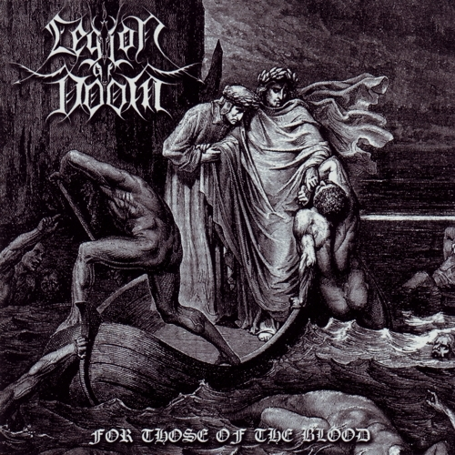 Legion of Doom - For Those of the Blood - CD