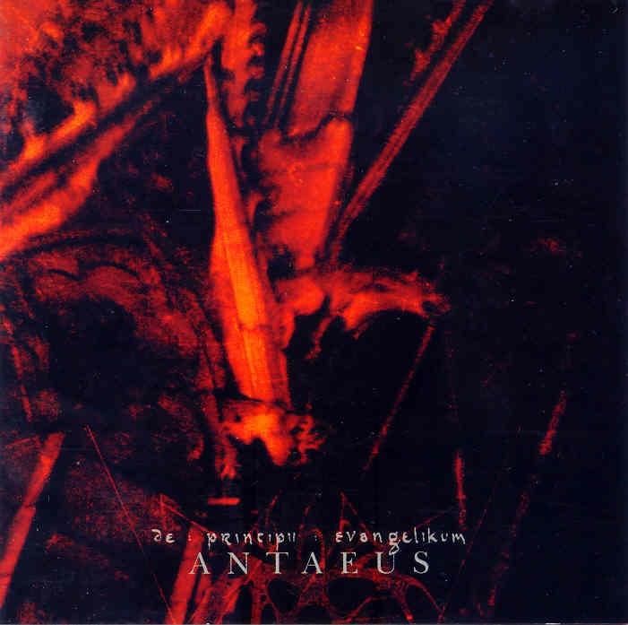 Antaeus - De Principii Evangelikum - CD
