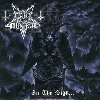 Dark Funeral - In The Sign​.​.​. - CD