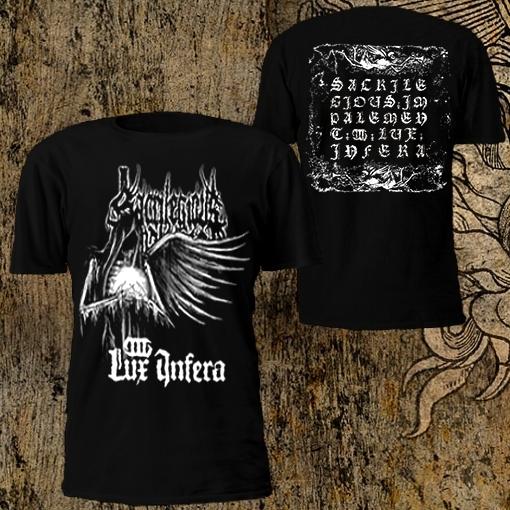 Sacrilegious Impalement - Lux Infera - T-Shirt