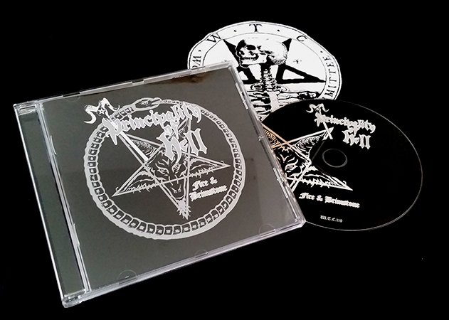 Principality of Hell - Fire & Brimstone -  CD