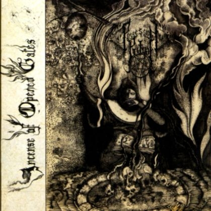 Possession Ritual - Incense of Opened Gates - CD