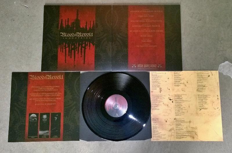 Blood Revolt - Indoctrine - LP