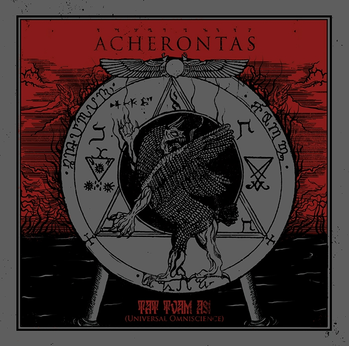 Acherontas - Tat Tvam Asi (Universal Omniscience) - CD