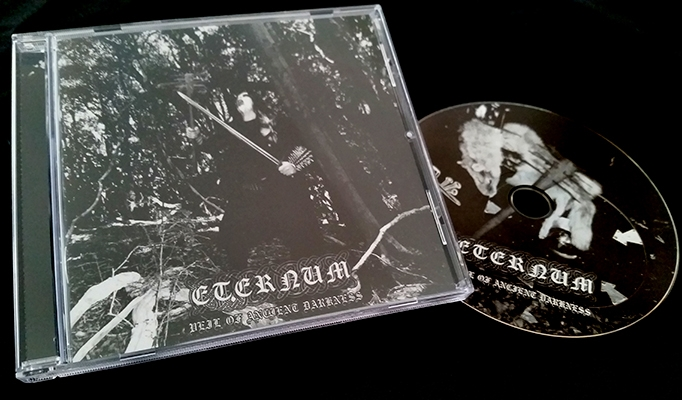 Eternum - Veil of Ancient Darkness - CD