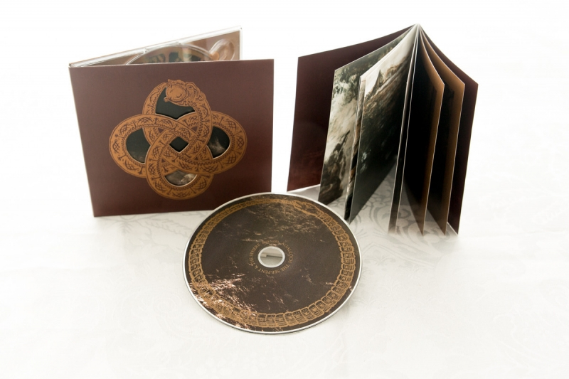 Agalloch - The Serpent & the Sphere - DigiCD