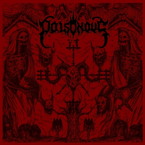 Poisonous - Perditions Den - CD