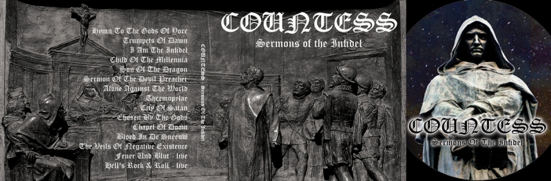 Countess - Sermons of the Infidel - DigiCD