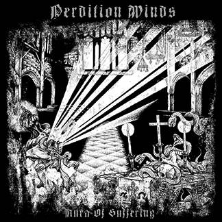 Perdition Winds - Aura of Suffering - CD