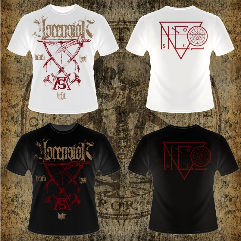 Ascension - Deathless Light - T-Shirt