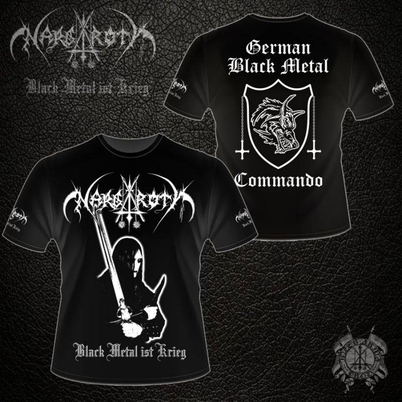 Nargaroth - Black Metal ist Krieg - T-Shirt