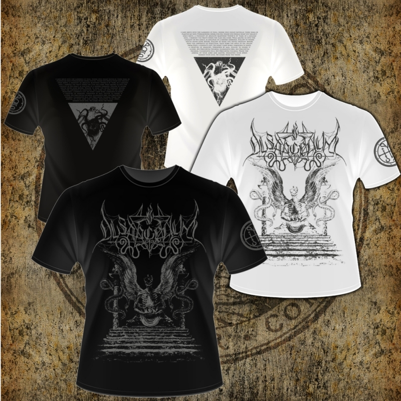 Dysangelium - Thanatos Askesis - T-Shirt