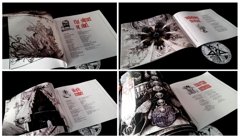 Ascension - The Dead Of The World - LP (V1)