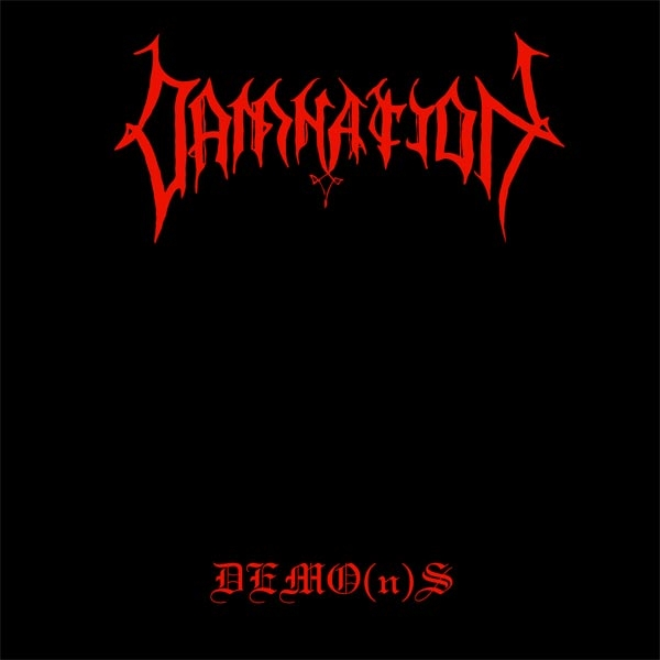 Damnation - DEMO(n)S - CD