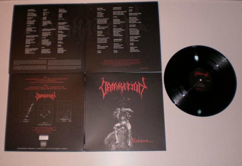 Damnation - Reborn - LP