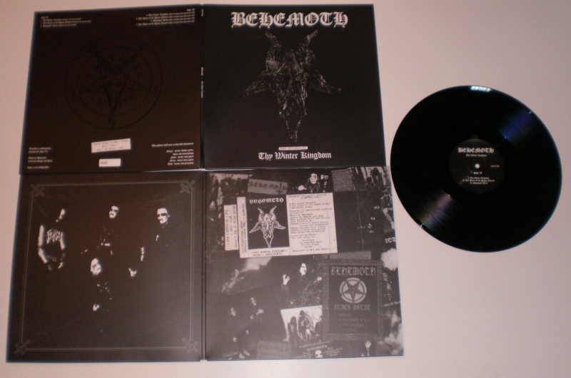 Behemoth - Thy Winter Kingdom - LP