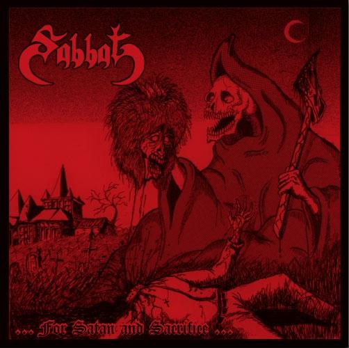 Sabbat - ...For Satan and Sacrifice... - LP
